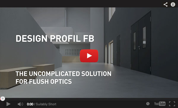 Teckentrup Flush Design Fb Frames