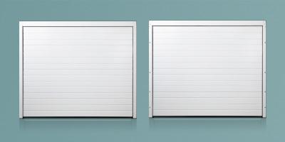 Teckentrup Sectional Garage Door Frames