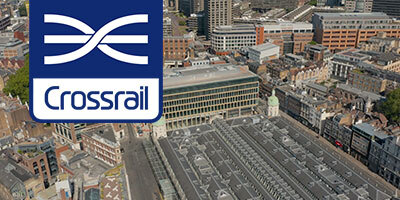 Teckentrup Steel Doors For Crossrail At Farringdon Station Thumbnail