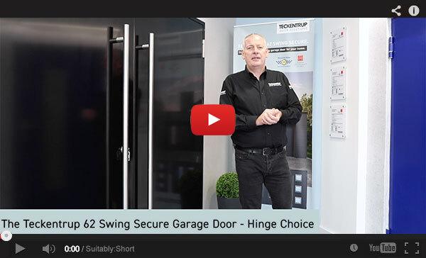 Teckentrup Tv The Teckentrup 62 Swing Secure Garage Door Hinge Choice