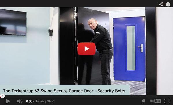 Teckentrup Tv The Teckentrup 62 Swing Secure Garage Door Security Bolts