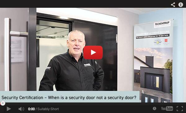 Teckentrup Tv When Is A Security Door Not A Security Door