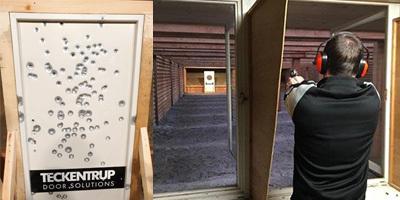 Teckentrup Bullet Proof Thumb