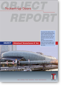 Klimahaus® Bremerhaven 8° Ost Object Report cover