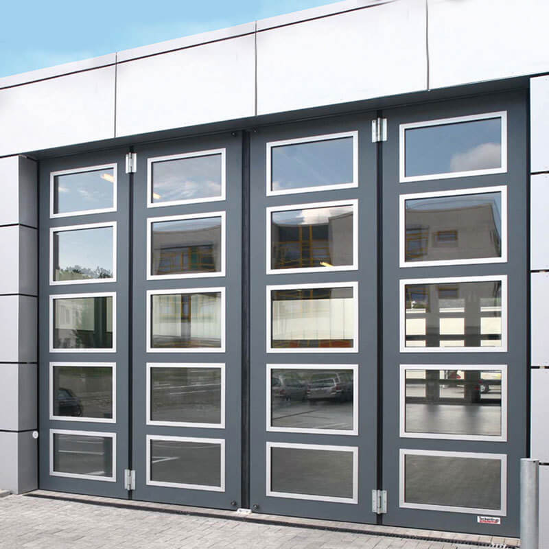 "Industrial Sliding Folding Insulated Door FE ""Teckentrup 50"""