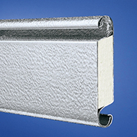 Aluminium ThermoTeck Profile 4020 Stucco