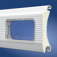 Steel ThermoTeck Profile with glazing