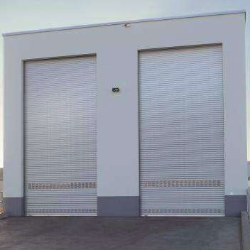 Thermoteck Insulated Roller Shutter Fo High Openings