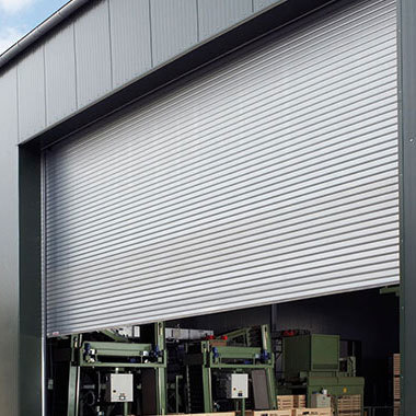 Thermoteck Insulated Roller Shutter Fo Wide Openings