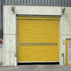 Thermoteck Insulated Roller Shutter
