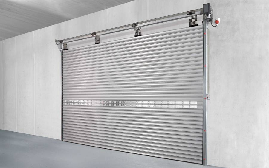 ThermoTeck Easy Roller Shutter Doors