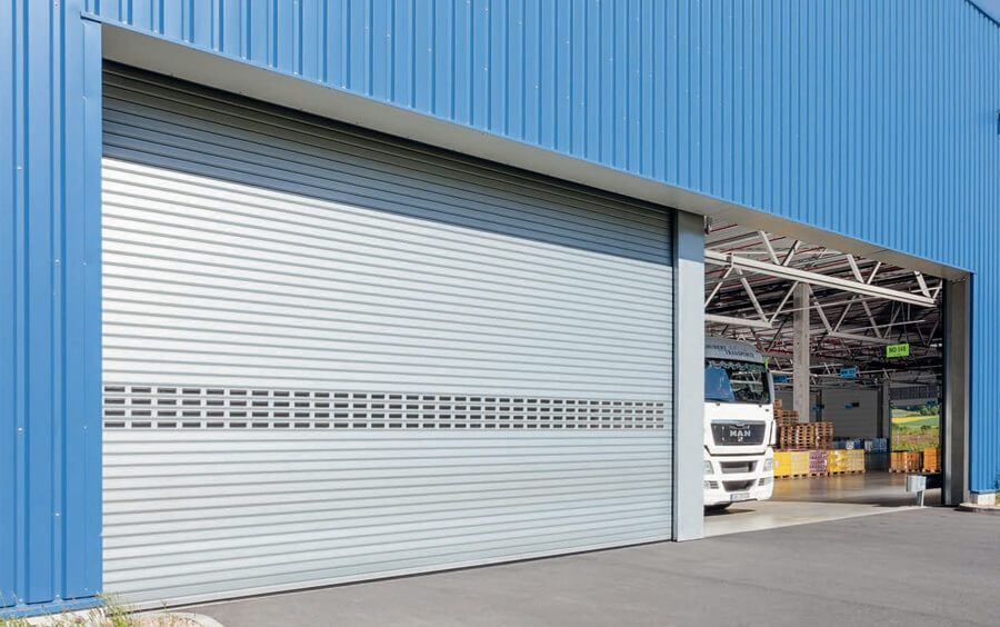 Industrial ThermoTeck XXL Roller Shutter Door
