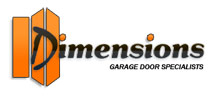 Dimensions Garage Doors Limited logo