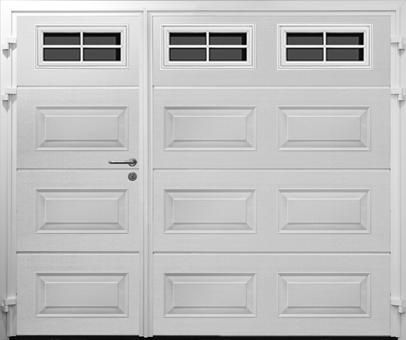 Side Hinged Garage Doors Window Options Teckentrup Depot