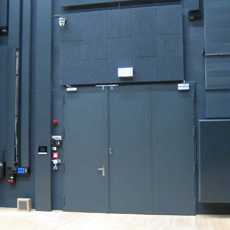 Large Fire Doors
