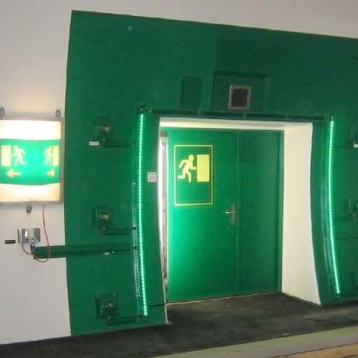 Tunnel Doors