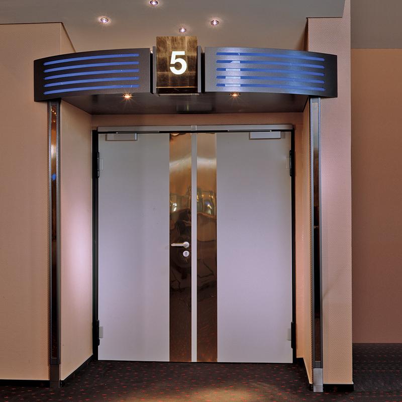 Soundproof Doors - Acoustic Doors | Teckentrup Door Solutions on