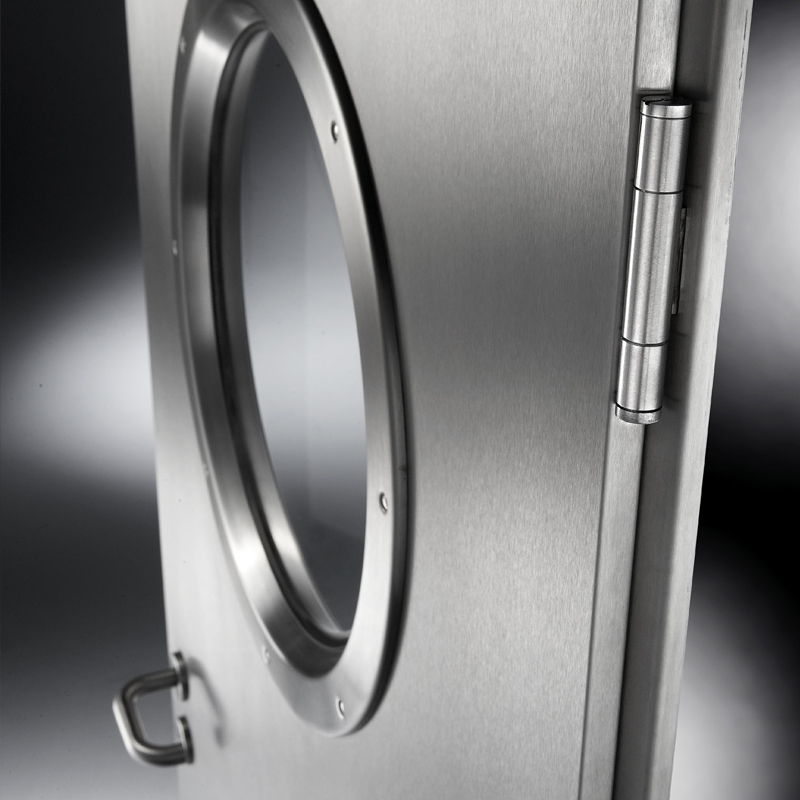 Stainless Steel Porthole Windows